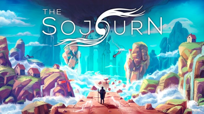 Análise Arkade: The Sojourn tem puzzles, estátuas e quase nada além disso