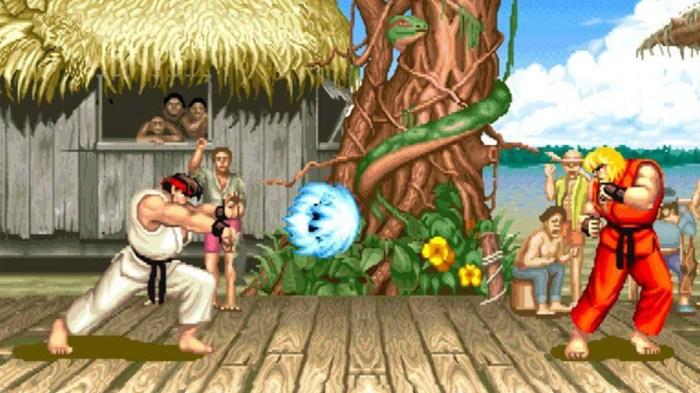 Sabe quando você perdia uma luta impossível em Street Fighter 2? Pois era a CPU roubando