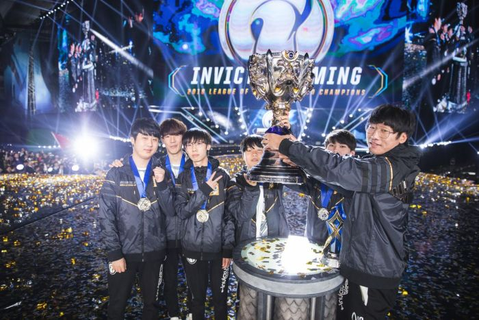 Worlds 2019 - Dominância Oriental na Fase de Grupos
