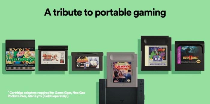Analogue lança o seu Game Boy, com suporte a todos os cartuchos do portátil, incluindo GBA