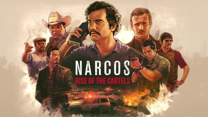 Narcos: Rise of the Cartels ganha novo trailer e data de lançamento