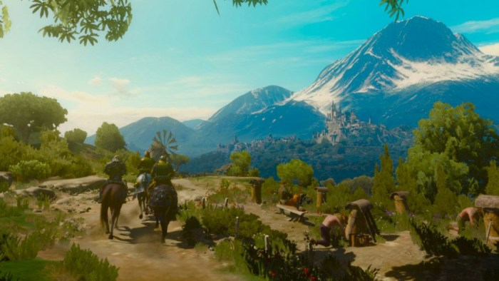 Análise Arkade: The Witcher 3 Complete Edition no Nintendo Switch - um port milagroso