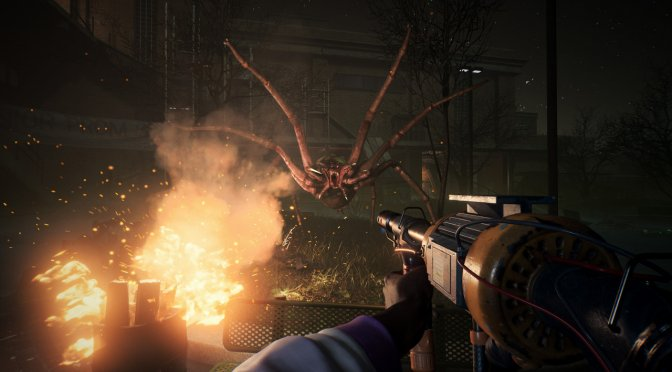 Enfrente sua aracnofobia no multiplayer assimétrico de Last Year: Afterdark