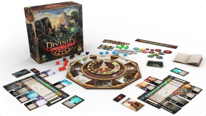Divinity: Original Sin ganhará uma versão de tabuleiro