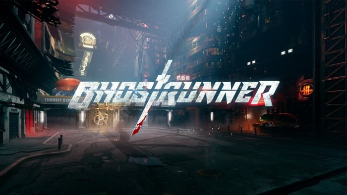 Ghostrunner parece um Dishonored com temática cyberpunk, confira o trailer