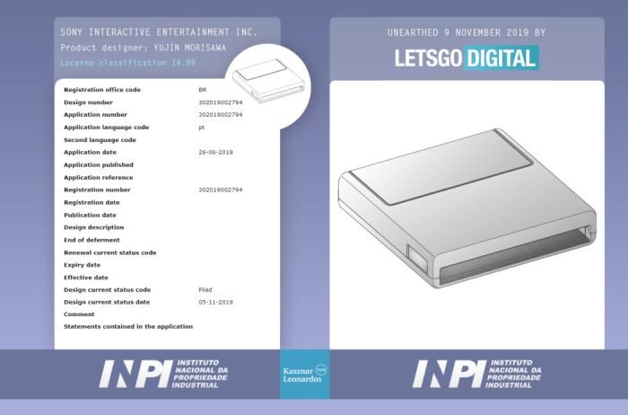 Sony patenteou outro cartucho para o Playstation