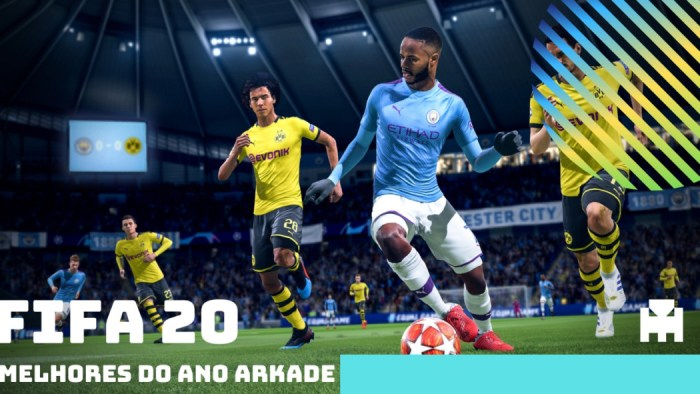 Melhores do Ano Arkade 2019: FIFA 20