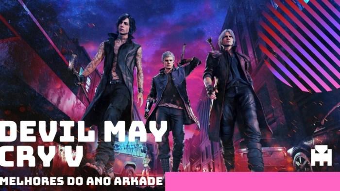 Melhores do Ano Arkade 2019: Devil May Cry V
