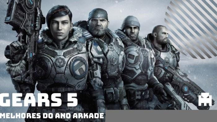Melhores do Ano Arkade 2019: Gears 5