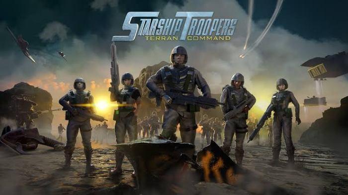 Starship Troopers: Terran Command é um RTS ambientado no universo de Tropas Estelares