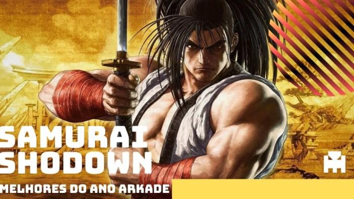 Melhores do Ano Arkade 2019: Samurai Shodown