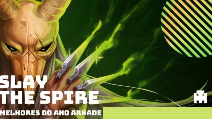 Melhores do Ano Arkade 2019: Slay the Spire