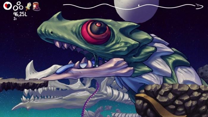 Análise Arkade: Salve a Terra de uma invasão de dragões em EarthNight