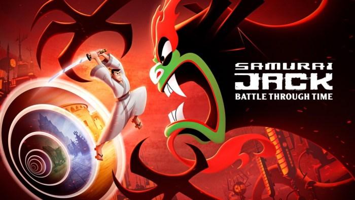 Samurai Jack ganha um novo game em breve!
