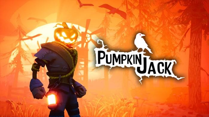 Pumpkin Jack: vem aí um novo jogo de ação e plataforma 3D