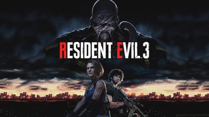 Aqui estão 26 novos minutos de gameplay de Resident Evil 3 Remake