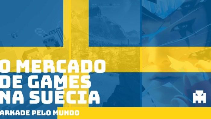 Suécia: país tem uma rica história com os games, e uma forte indústria