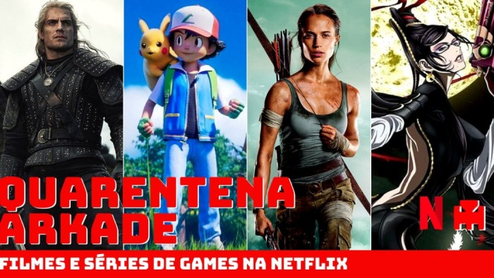 Quarentena Arkade: 20 filmes e séries sobre games para assistir na Netflix