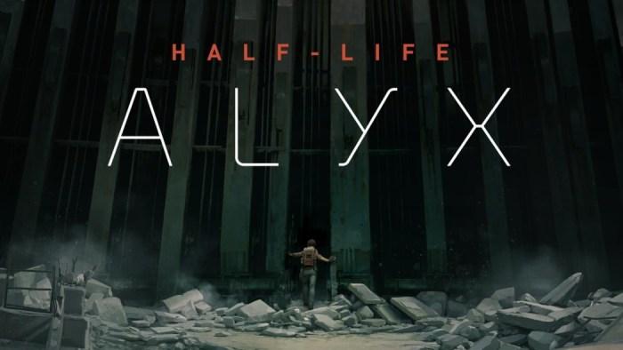 Assista agora a 10 minutos de gameplay de Half-Life: Alyx