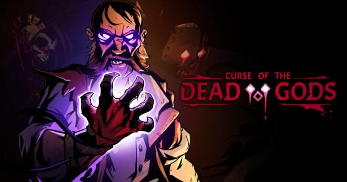 Vem aí Curse of the Dead Gods, um Rogue-like com estilo bem interessante
