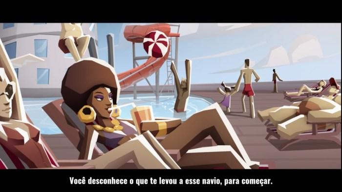 Análise Arkade: um convés por vez em Dread Nautical