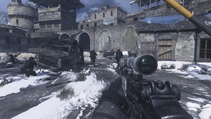 A alegria de voltar para 2009 e revisitar o ótimo Call of Duty: Modern Warfare 2 remasterizado
