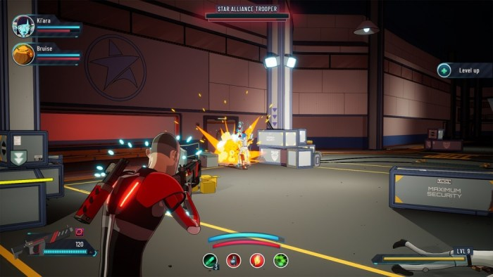 Minimal Affect: vem aí um RPG espacial que é uma paródia de Mass Effect
