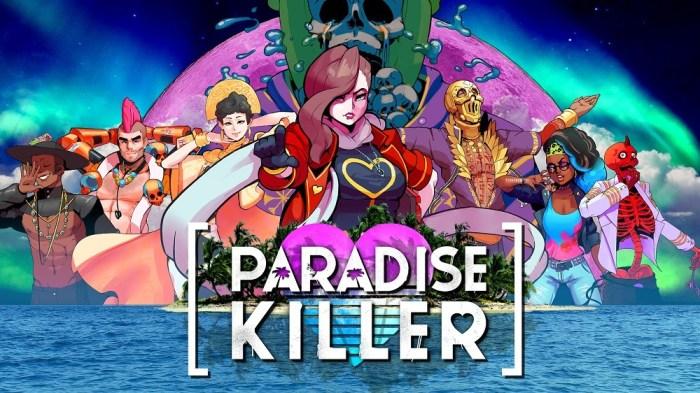 Vem aí Paradise Killer, uma estilosa mistura de investigação e mundo aberto