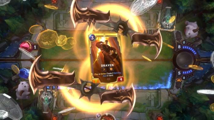 Riot Games anuncia data de lançamento de Legends of Runeterra com trailer incrível!
