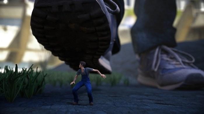 MicroMan: veja o mundo por uma nova perspectiva no trailer de anúncio do game