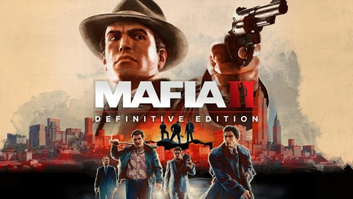 Assista a 10 minutos de gameplay de Mafia 2: Definitive Edition