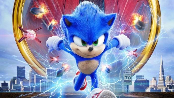 Paramount anuncia que o filme do Sonic terá uma sequência