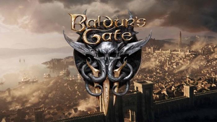 Assista agora a 1 hora de gameplay de Baldur's Gate III