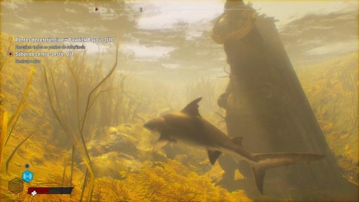 Análise Arkade: Seja um poderoso tubarão assassino em Maneater