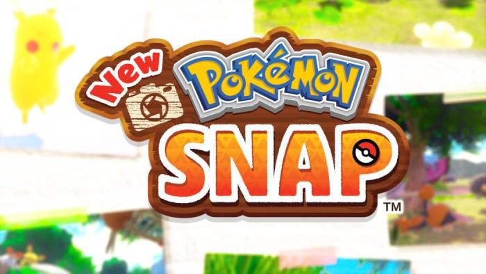 Nintendo anuncia um novo Pokémon Snap para o Switch