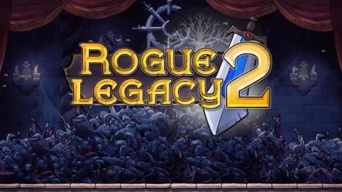 Rogue Legacy 2 ganha novo trailer e chega mês que vem em Early Access