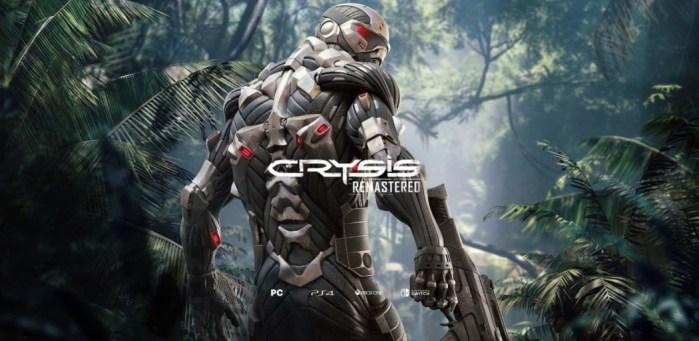 Microsoft Store deixa escapar que Crysis Remastered vem aí