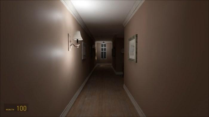 Alguém recriou P.T. dentro de Half-Life: Alyx como um mod jogável