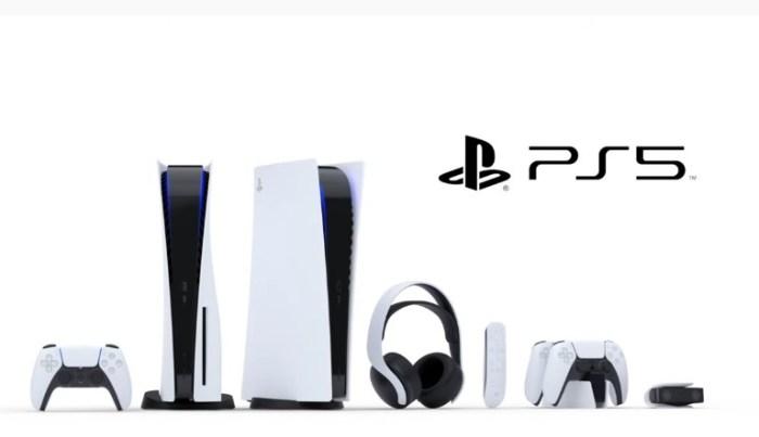 Confira o visual do Playstation 5 e os jogos que foram anunciados para o novo console da Sony!