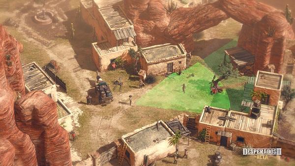 """Análise Arkade: A aventura """"Stealth Western"""" de Desperados III"""