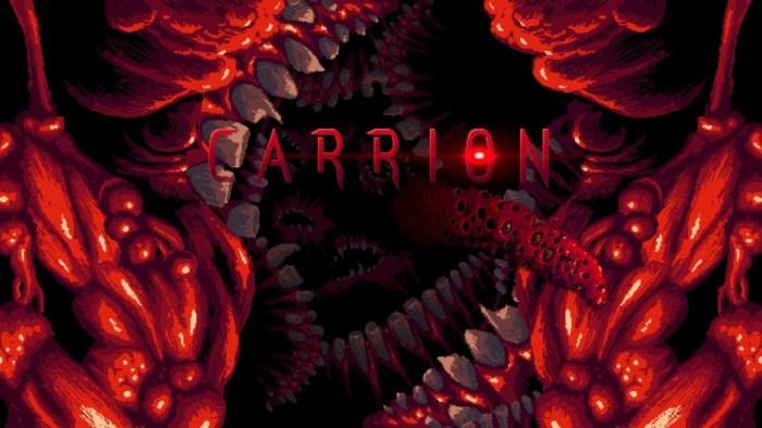 """Análise Arkade: o """"terror reverso"""" de Carrion, um jogo 2D onde somos o monstro"""