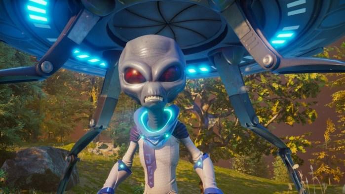 Análise Arkade: Destroy All Humans! está de volta, em um remake esforçado
