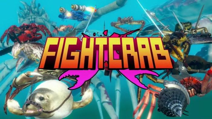 Fight Crab: conheça o insano game que coloca caranguejos mutantes para brigar!