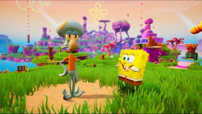 Análise Arkade - SpongeBob SquarePants: Battle for Bikini Bottom Rehydrated