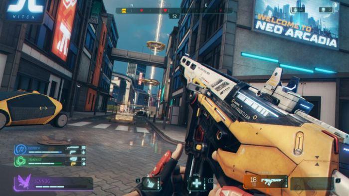 Hyper Scape: Ubisoft apresenta seu Battle Royale futurista, confira trailer e gameplay