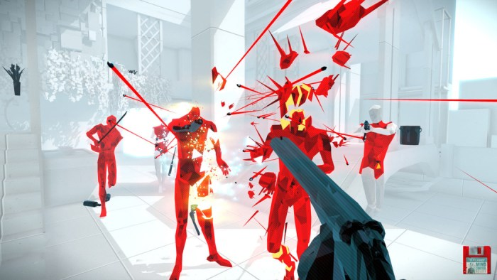 Superhot: Mind Control Delete vem aí, e poderá ser baixado de graça por muita gente!