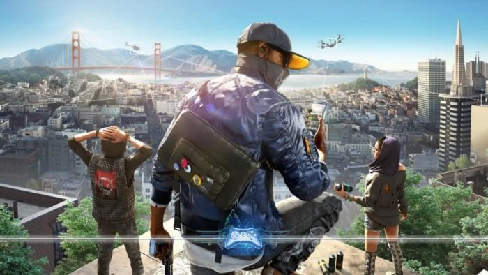 Ubisoft dará Watch Dogs 2 de graça para quem assistir a Ubisoft Forward