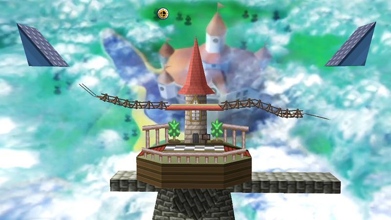 Leak de Super Smash Bros - Arkadian   Digital Gaming Nation
