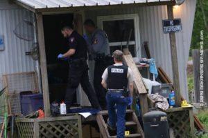 Woman Stabs Man In Neck Inside Home; Felony Arrest - MOUNTAIN PINE - Arkansas 911 News
