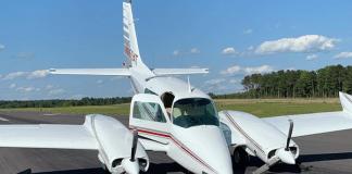 No one hurt after plane makes emergency landing in El Dorado